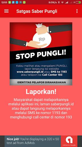 玩免費商業APP|下載Satgas Sapu Bersih Pungli app不用錢|硬是要APP