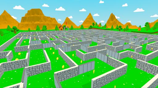 Maze Game 3D - Labyrinth android2mod screenshots 3
