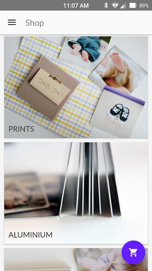 PostalPix Photo Prints- screenshot