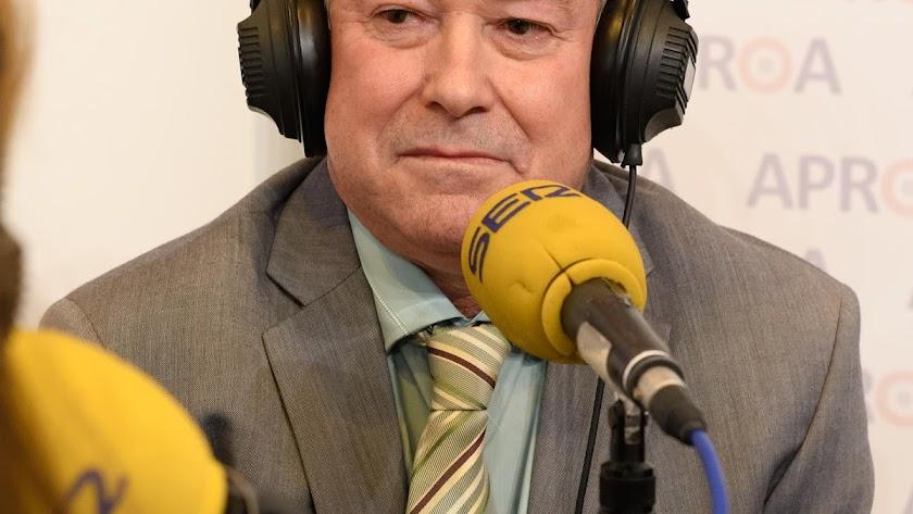 Juan Segura, presidente de Coprohnijar.
