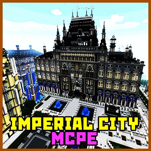 Imperial City Minecraft Map 娛樂 App LOGO-APP開箱王
