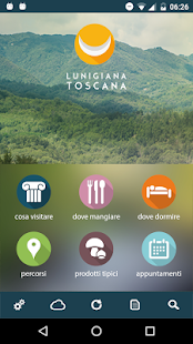 Lunigiana Toscana- screenshot thumbnail