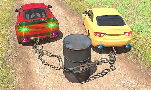 Chained Cars Drag Race - náhled