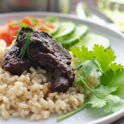 Daging Masak Hitam Penang Beef Curry With Sweet Soy Sauce Lisa S Lemony Kitchen