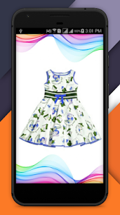 Cute Baby Frock Designs letest - náhled