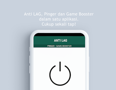 Anti Lag, Pinger, Cleaner & Game Booster ( AIO ) 1