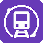 Mobile IRCTC Ticket Booking Live Train PNR Status icon