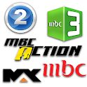 MBC Arabic TV live - mbc2, mbc3, mbc4, mbc action icon