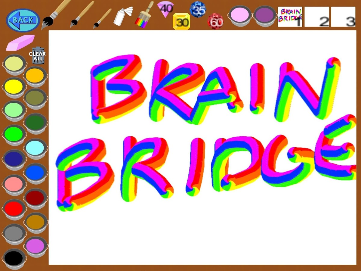 Brain Bridge- screenshot