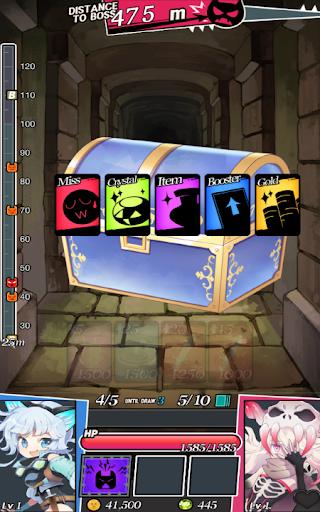 Dungeon & Girls: Card RPG  screenshots 6