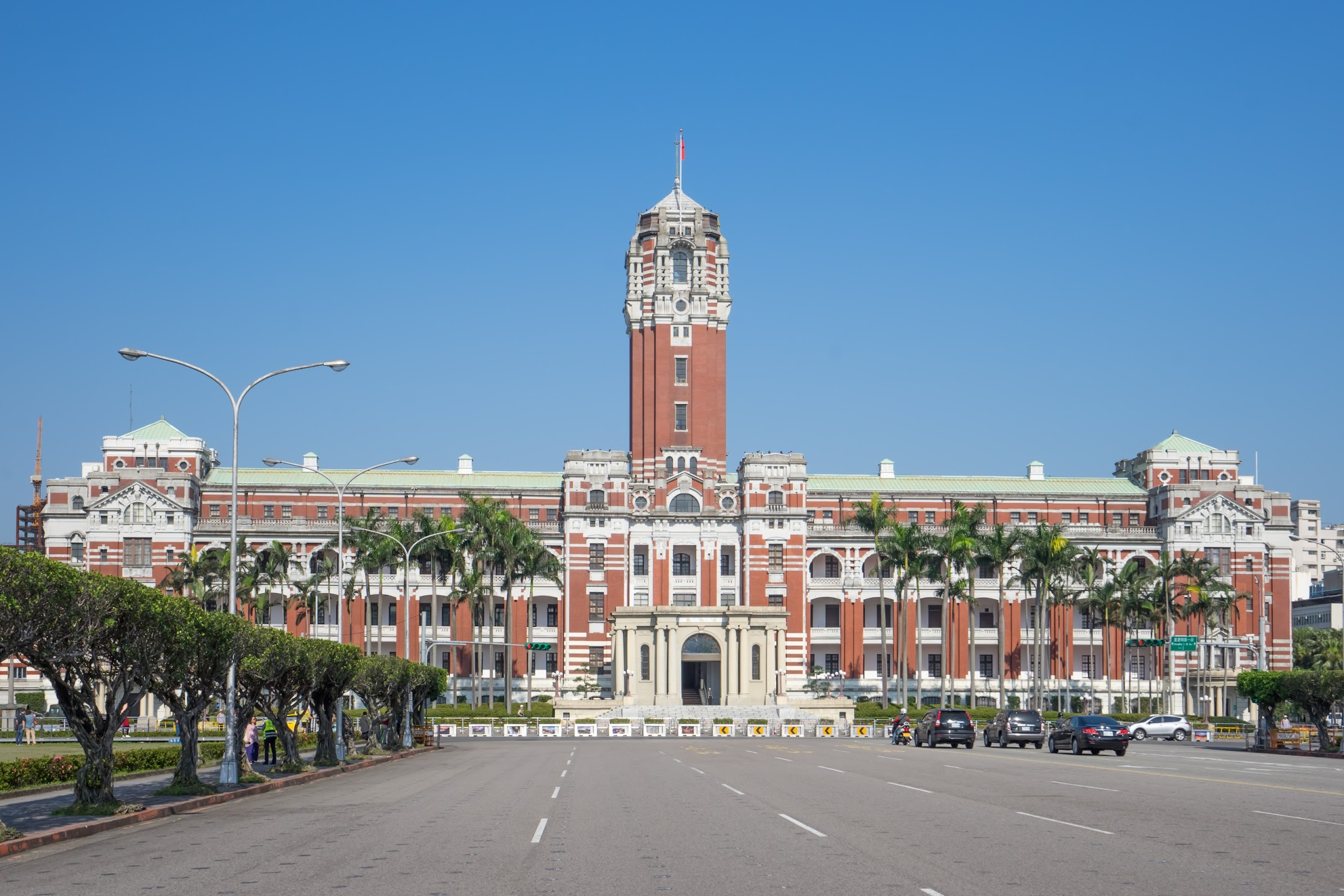 Taiwan Presidential Office Building2