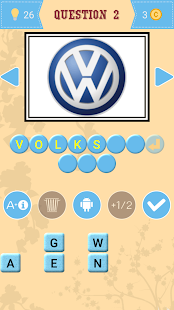 Guess: Car Logo - náhled