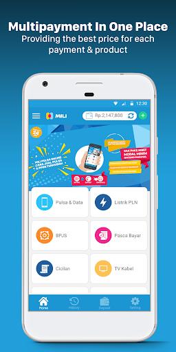 MILI - Platform Digital UMKM Indonesia ss1