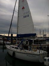 Photo: new doyle stack pack and new full batten main