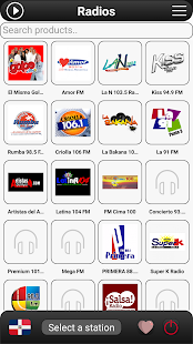Dominican Radio FM - náhled
