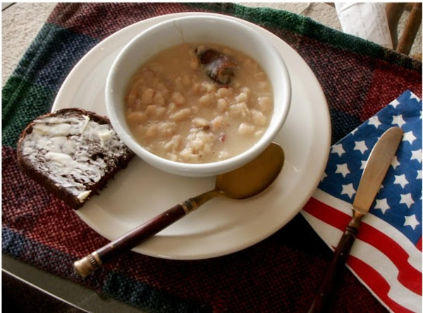 Great Northern Beans And Ham Soup Recipe