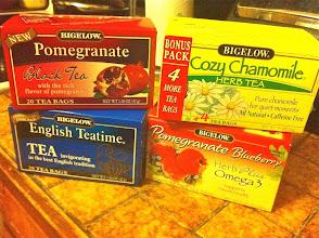Photo: I just ran out of green tea w/ lemon flavor. This is my stash. #bigelowtea