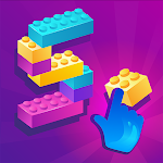 The builder 3D icon