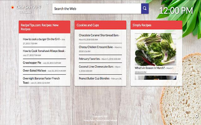 Daily Recipes