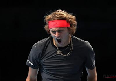Open d'Australie : Alexander Zverev a passé ses nerfs sur sa raquette