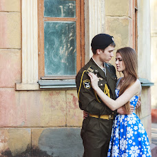 Wedding photographer Darya Polyukhovich (Polfoto48). Photo of 07.07.2016