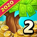 Money Tree 2: Crazy Rich Idle Tycoon Millionaire icon