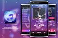 screenshot of mp3 Music Player