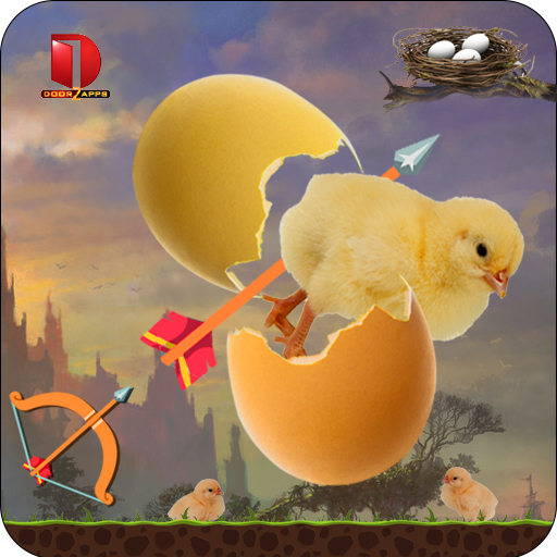 Classic Egg Shooter Game