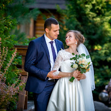 Wedding photographer Natasha Ivanina (ivaninafoto). Photo of 18.01.2018