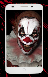 Scary Clown Live Wallpaper - náhled