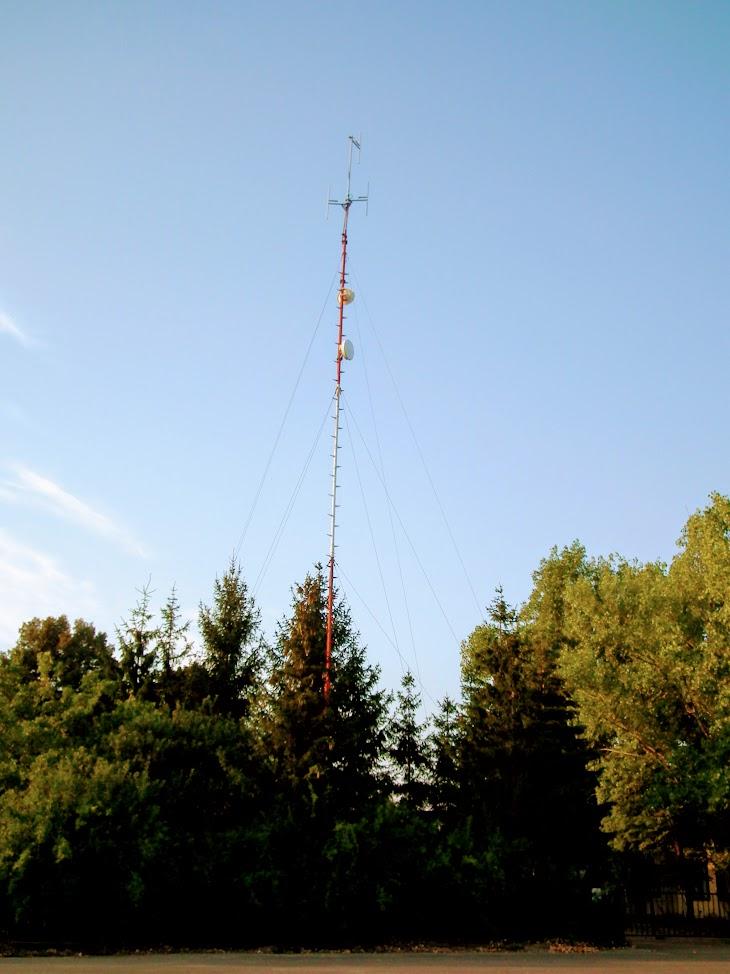 Eger/Kőlyuktető - helyi URH-FM adóállomás