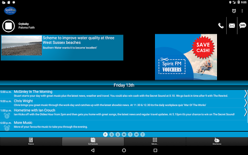 Spirit FM 1.14.9 screenshots 9