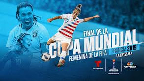 Final de la Copa Mundial Femenina FIFA 2019: La antesala thumbnail