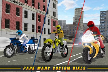 Download Bike Parking Adventure 3D: Parking Games 2018 for android