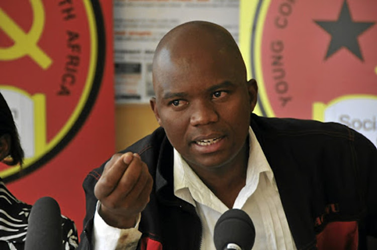 SACP national spokesperson Alex Mashilo said the step-aside resolution should be welcomed to arrest the cancer of corruption that threatens the demise of the ANC.