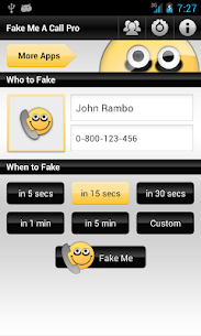 Fake Me A Call Pro App Download For Android 1
