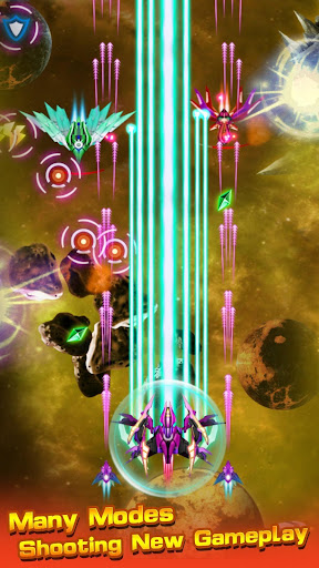 Space Hunter: Cosmic super war arcade cheat hacks