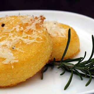 Polenta Cakes.