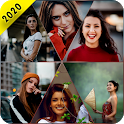 Photo Editor Grid PIP Collage Maker 2020 icon