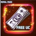 Free UC and Royal Pass : Free UC PUB icon