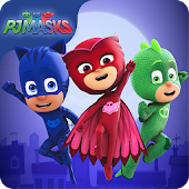 PJ Masks (Superpigiamini): Moonlight Heroes icon