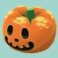 かぼちゃのかぶりもの