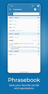 Reverso Translate and Learn Screenshot