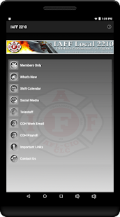 IAFF 2210- screenshot thumbnail