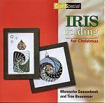 Photo: Iris Folding for Christmas Gaasenbeek & Beauveser Forte Publishers (July 2002) Paperback 32 pp ISBN 9058771849