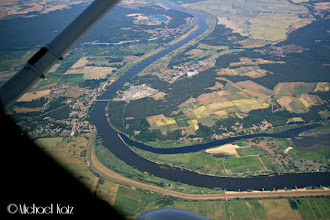 Photo: Grensen mellom Tyskland og Polen er denne elven