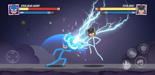 Mask of Stick: Superhero 1.0.4 screenshots 2