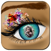 Eye Photo Frame Maker Latest