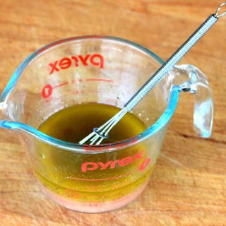Basic Vinaigrette Recipe
