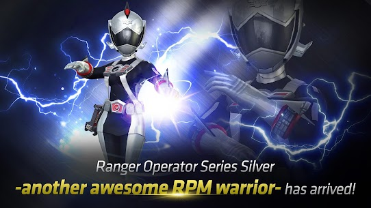 Power Rangers: All Stars v1.0.5 [MOD] 2